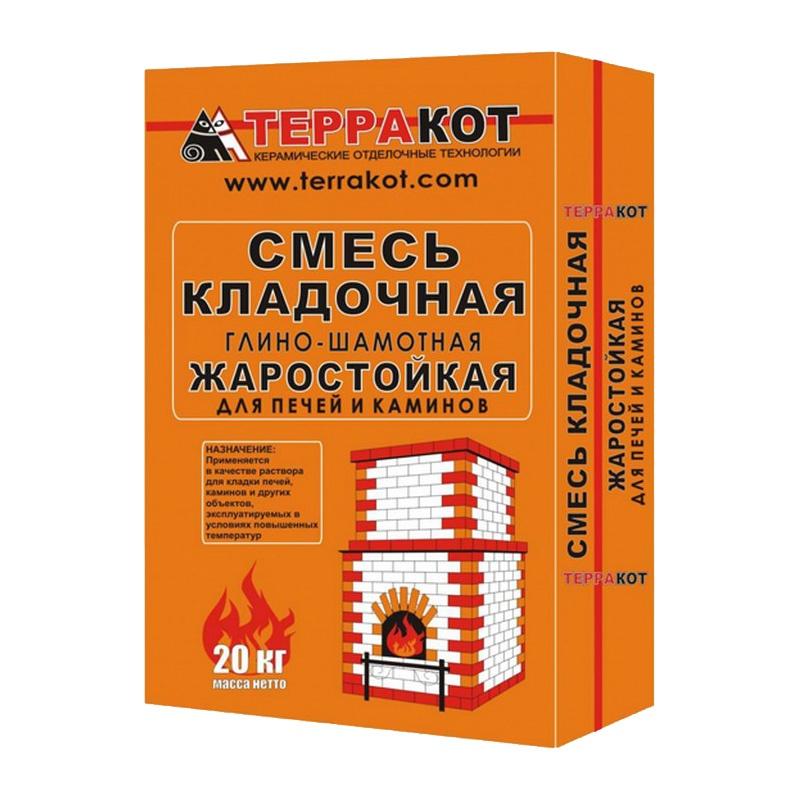 огнеупорная смесь для кладки печей состав